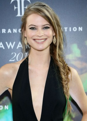 Behati Prinsloo - 2014 Fragrance Foundation Awards in NYC -02