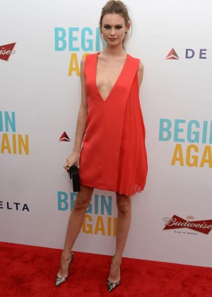 Behati Prinsloo: Begin Again Premiere -08