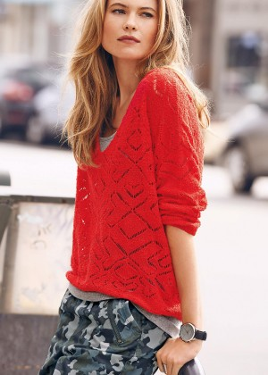 Behati Prinsloo: Next Collection 2014 -05