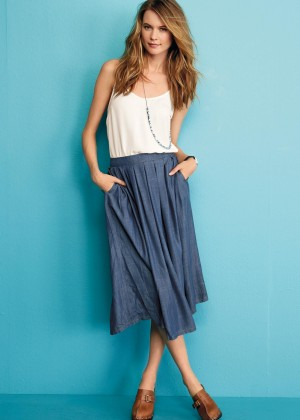 Behati Prinsloo: Next Collection 2014 -34