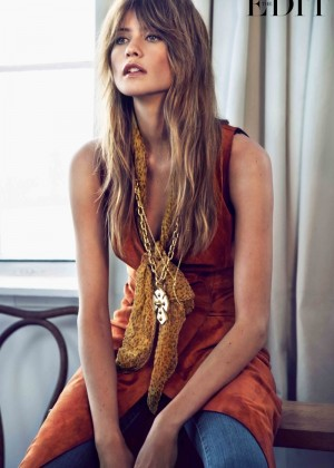 Behati Prinsloo - The Edit Magazine (July 2014)