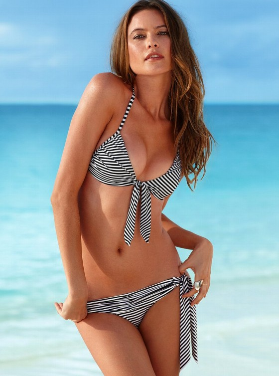 Behati Prinsloo - Victoria's Secret 2013 Bikini Swimwear Collection
