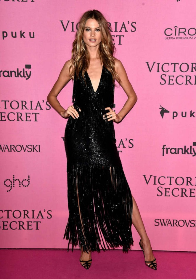 Behati Prinsloo - Victoria's Secret Fashion Show After Party in London