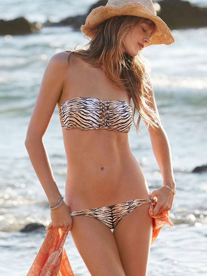 Behati Prinsloo – VS Bikini 2014 -05