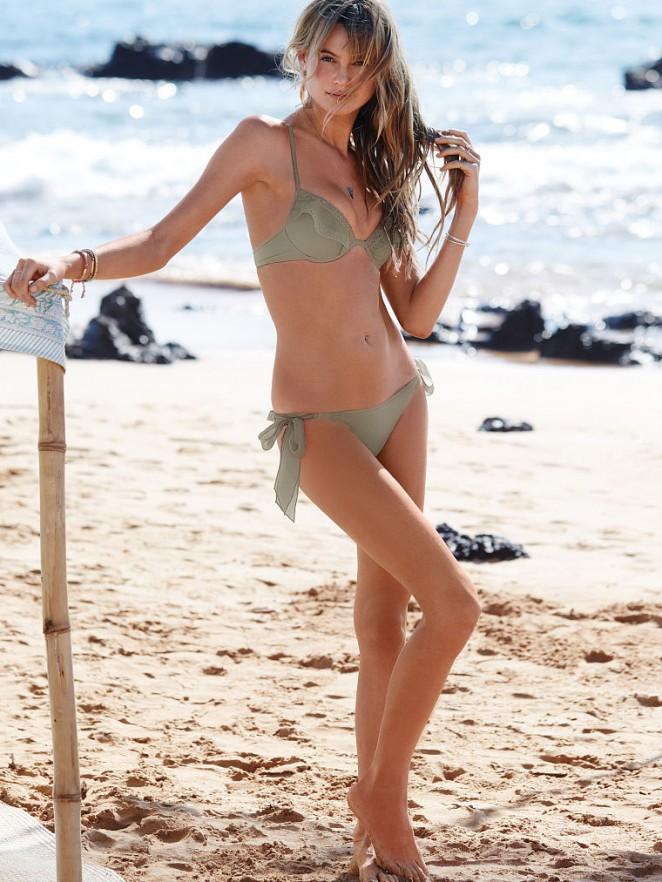 Behati Prinsloo – VS Bikini 2014 -09