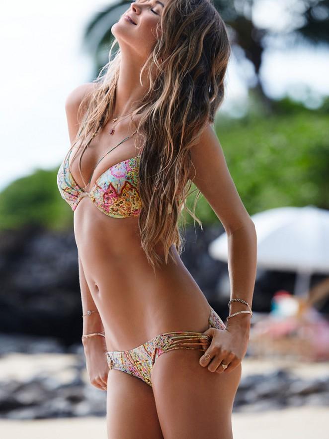 Behati Prinsloo – VS Bikini 2014 -13
