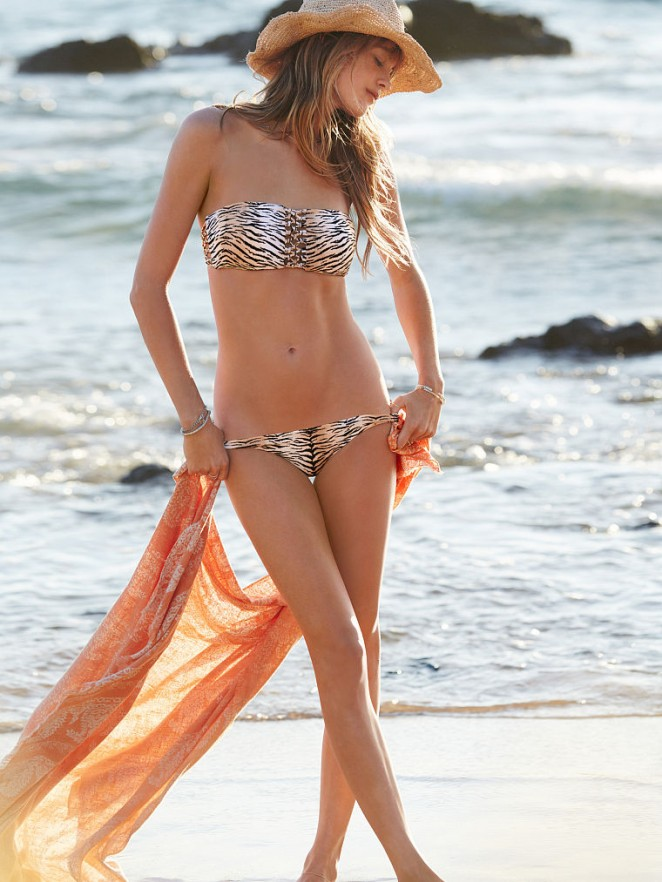 Behati Prinsloo – VS Bikini 2014 -19