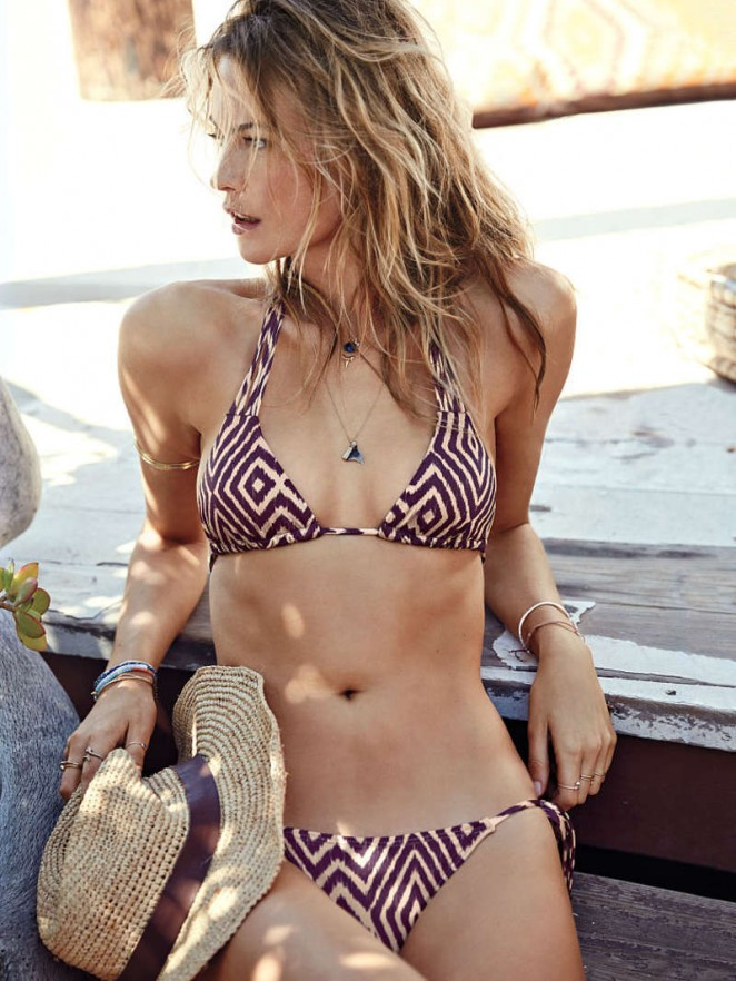 Behati Prinsloo - Victoria's Secret Swim Photoshoot 2014