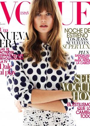 Behati Prinsloo: Vogue Spain -02