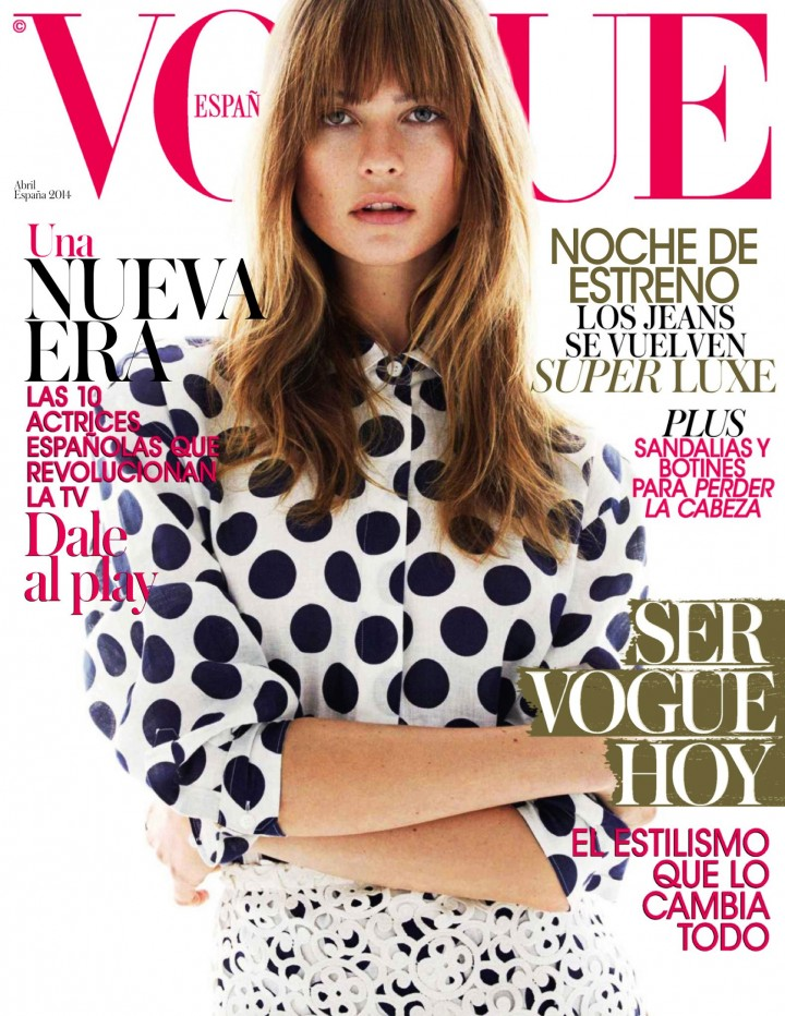 Behati Prinsloo: Vogue Spain -02