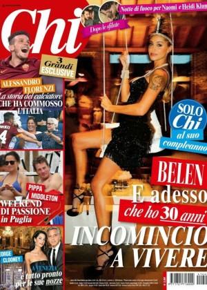 Belen Rodriguez - Chi Italy Magazine (October 2014)