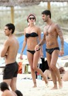 Belen Rodriguez - Hot Bikini Candids in Spain-01