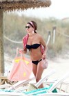 Belen Rodriguez - Hot Bikini Candids in Spain-02