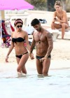 Belen Rodriguez - Hot Bikini Candids in Spain-07