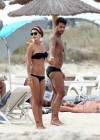 Belen Rodriguez - Hot Bikini Candids in Spain-08