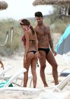 Belen Rodriguez - Hot Bikini Candids in Spain-14