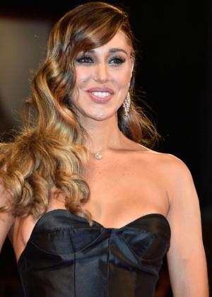 "Belen Rodriguez - ""Pasolini"" Premiere in Venice"