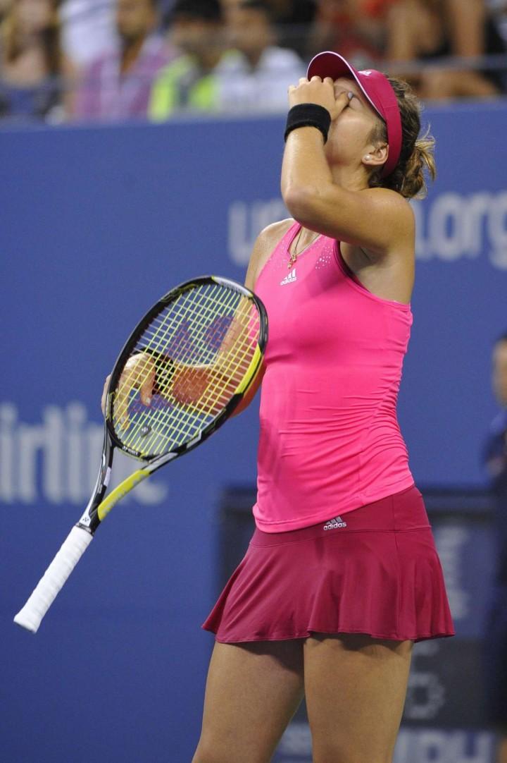 Belinda Bencic - 2014 US Open (4th Round match)