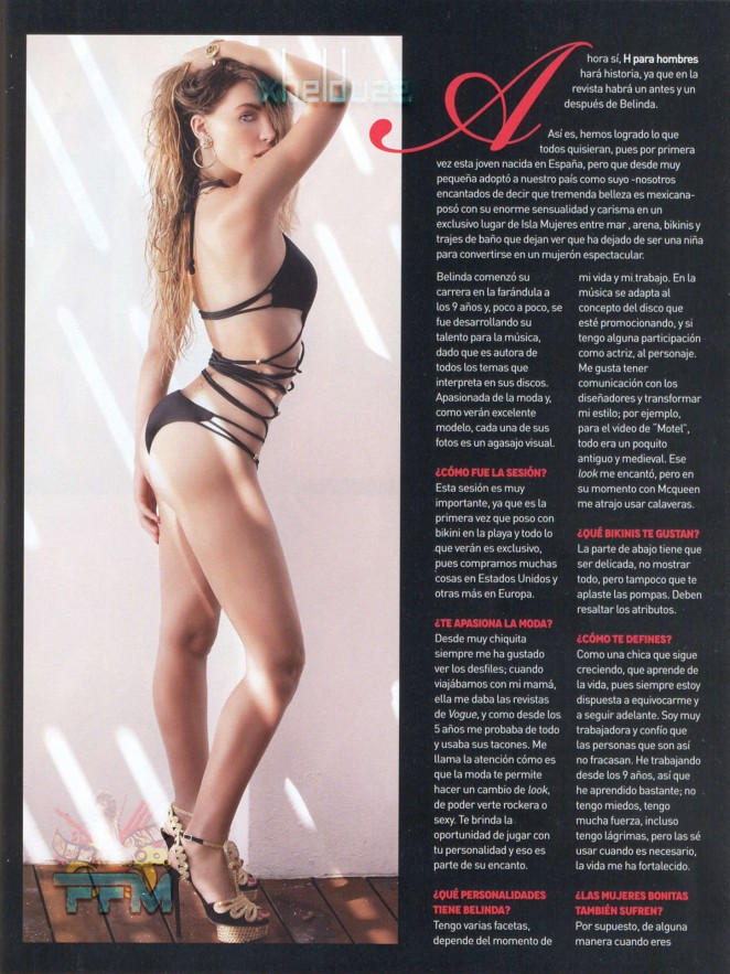 Belinda – H magazine Mexico (December 2014)-07