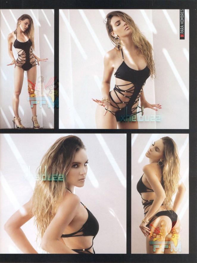 Belinda – H magazine Mexico (December 2014)-08