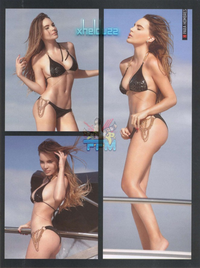 Belinda – H magazine Mexico (December 2014)-09