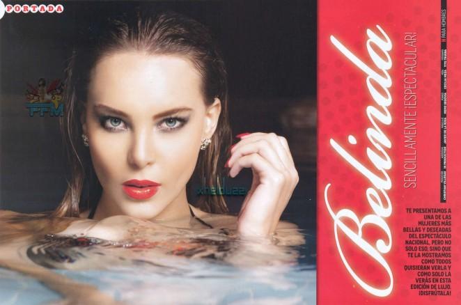 Belinda – H magazine Mexico (December 2014)-11