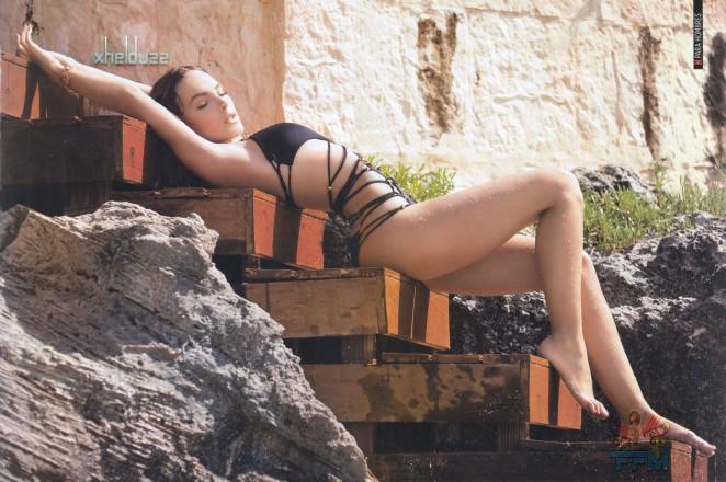 Belinda – H magazine Mexico (December 2014)-24