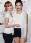 Bella and Kaili Thorne: WallFlower Jeans Girls Night Event -03