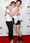 Bella and Kaili Thorne: WallFlower Jeans Girls Night Event -05