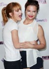 Bella and Kaili Thorne: WallFlower Jeans Girls Night Event -06