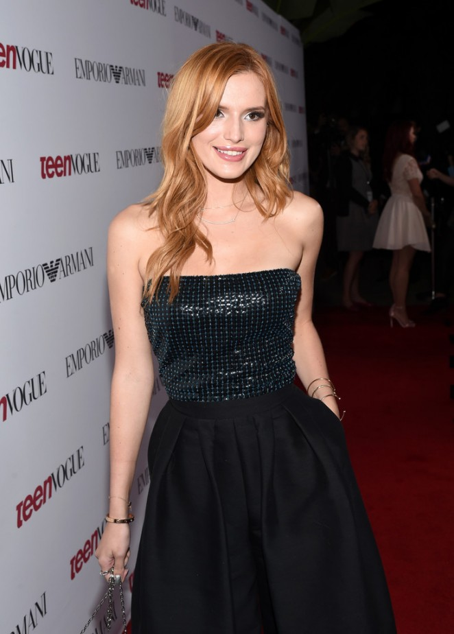 Bella Thorne - 12th Annual Teen Vogue Young Hollywood Party in Beverly Hills