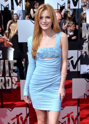 Bella Thorne: 2014 MTV Movie Awards -06