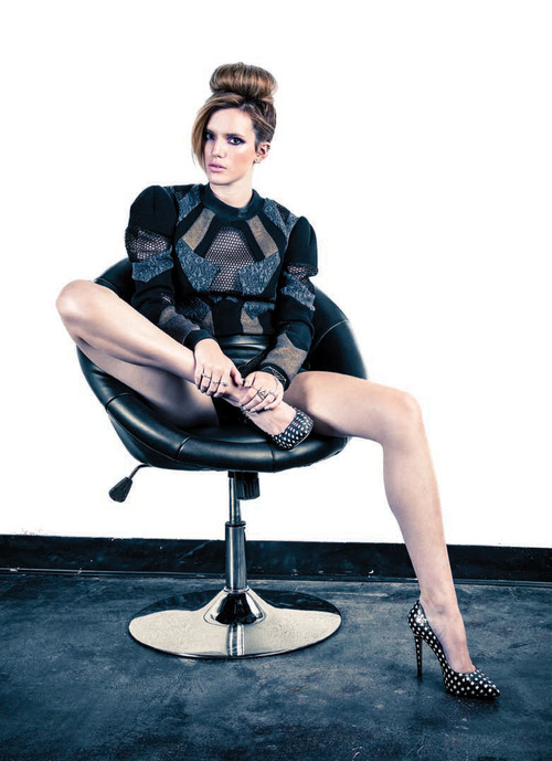 Bella Thorne - 360 Magazine (October 2014)