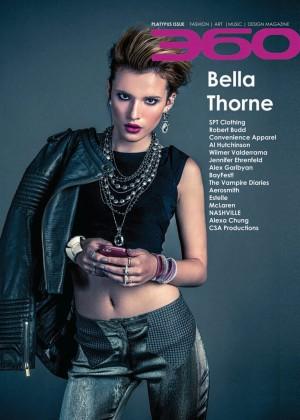 Bella Thorne: 360 Magazine 2014 -04