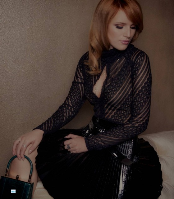 Bella Thorne: Bello Magazine -03
