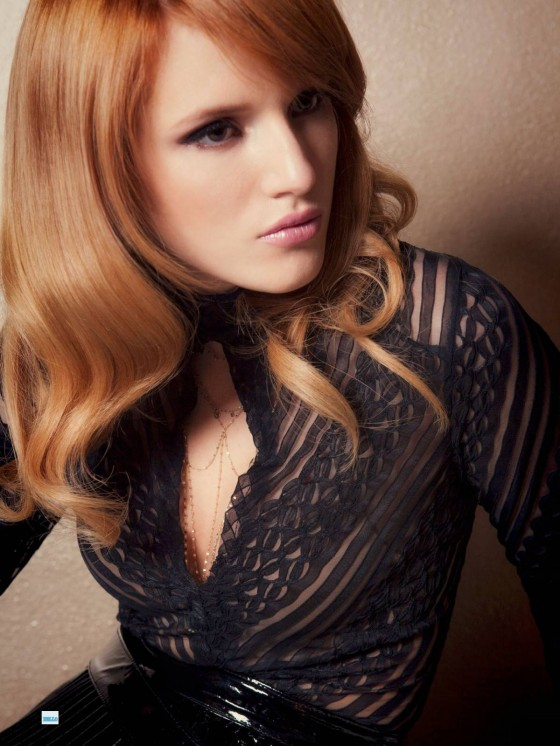 Bella Thorne: Bello Magazine -05