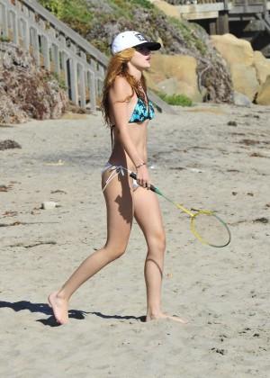 Bella Thorne in Bikini -04