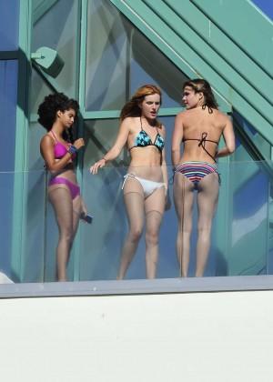 Bella Thorne in Bikini -28