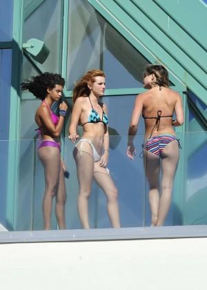 Bella Thorne in Bikini -31