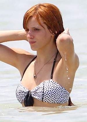 Bella Thorne Bikini Photos: Miami 2014 -03
