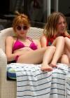 Bella Thorne in Bikini in Santa Monica -02