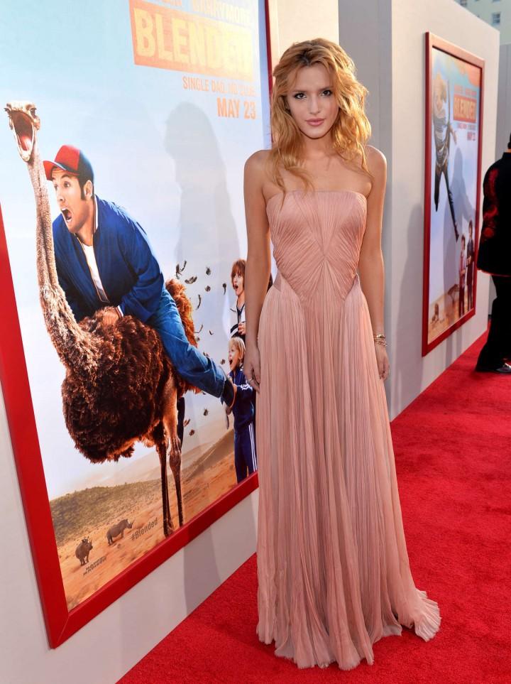 Bella Thorne: Blended Hollywood premiere -07