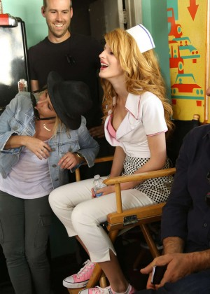 Bella Thorne: Call It Whatever music video -02