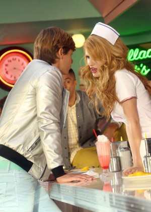 Bella Thorne: Call It Whatever music video -16