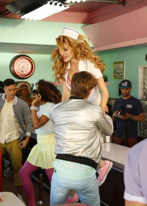 Bella Thorne: Call It Whatever music video -24