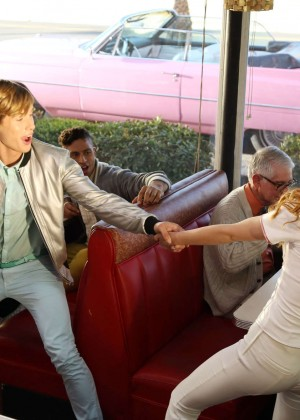 Bella Thorne: Call It Whatever music video -29