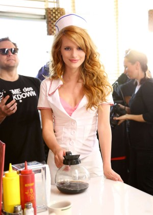 Bella Thorne: Call It Whatever music video -33