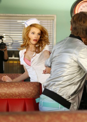 Bella Thorne: Call It Whatever music video -34