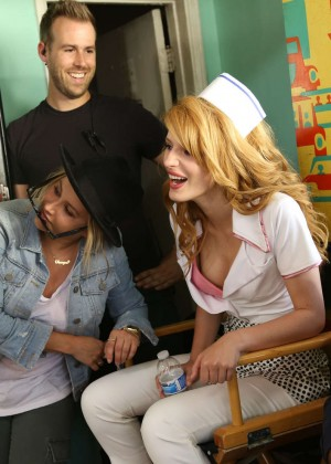 Bella Thorne: Call It Whatever music video -39