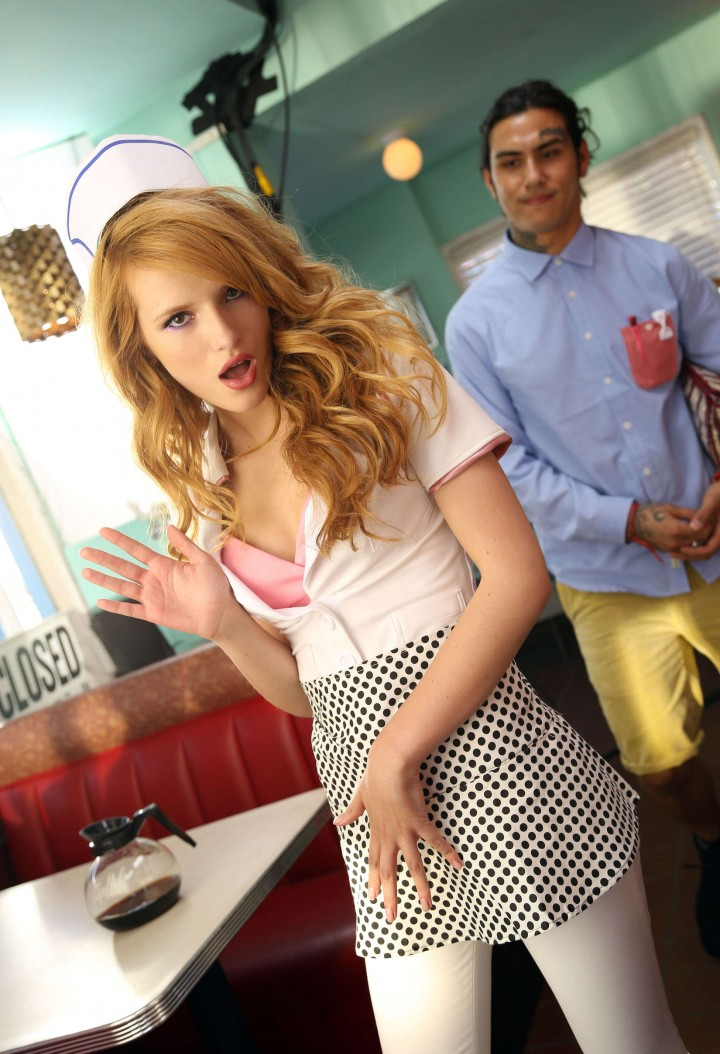 Bella Thorne: Call It Whatever music video -43